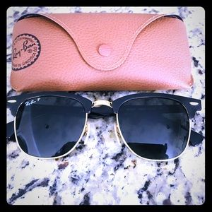 Ray-Ban sunglasses Clubmasters